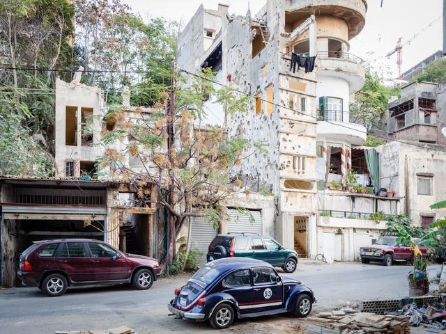 , 'Beirut Diary p.60,' 2013, Robert Morat