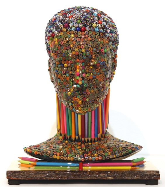 Mauro Oliveira, 'Fashionista I ', 2018, Artspace Warehouse