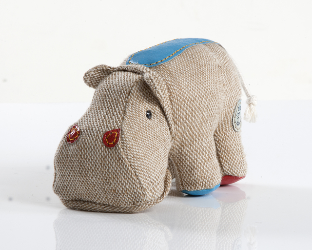 "Renate Müller, 'Miniature ""Therapeutic Toy"" Hippopotamus', 1969/2012, R & Company"