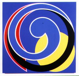 Clifford Singer, 'Etude In Resonance (Jupiter)', 1990, iMuseum Vegas