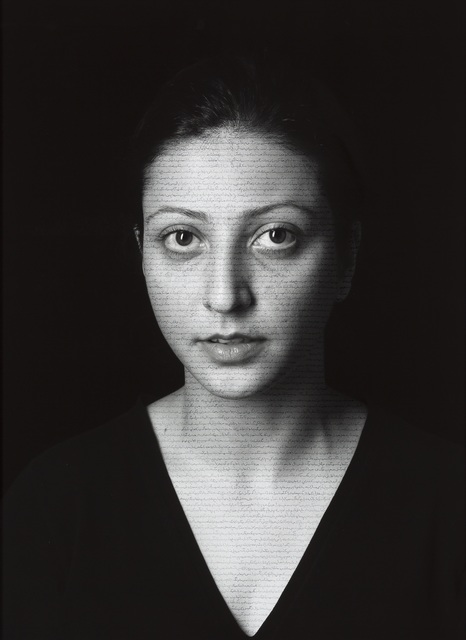 , 'Negin (Masses), from The Book of Kings series,' 2012, Goodman Gallery