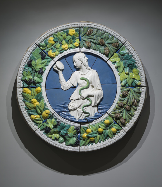 , 'Prudence (in situ),' ca. 1475, Museum of Fine Arts, Boston