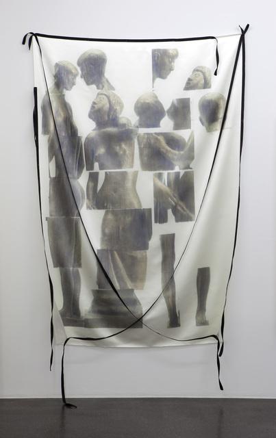 , 'Nacktes Erbe: Junges Paar, 1967,' 2017, Barbara Gross