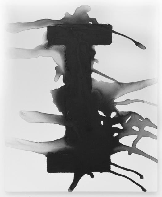 , 'Self Portrait (Freehand 30),' 2013, carlier | gebauer