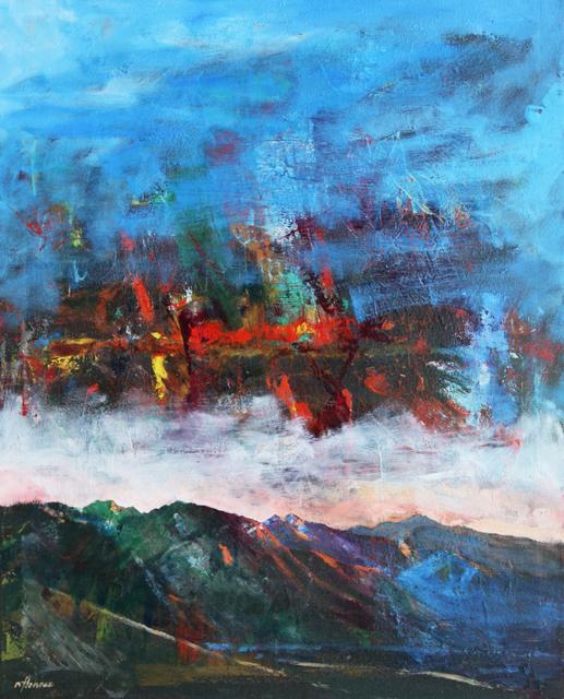 , 'Immortal Like A Forest,' 2017, Modern West Fine Art