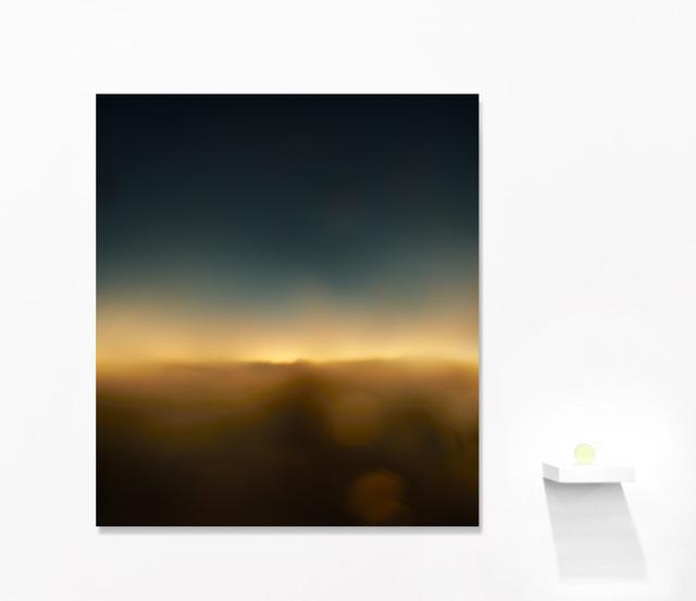 , 'Solaris (7PM),' 2017, 80M2 Livia Benavides