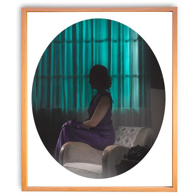, 'ICY BLONDES, JUDY: VERTIGO,' 2016, Galerie Goutal