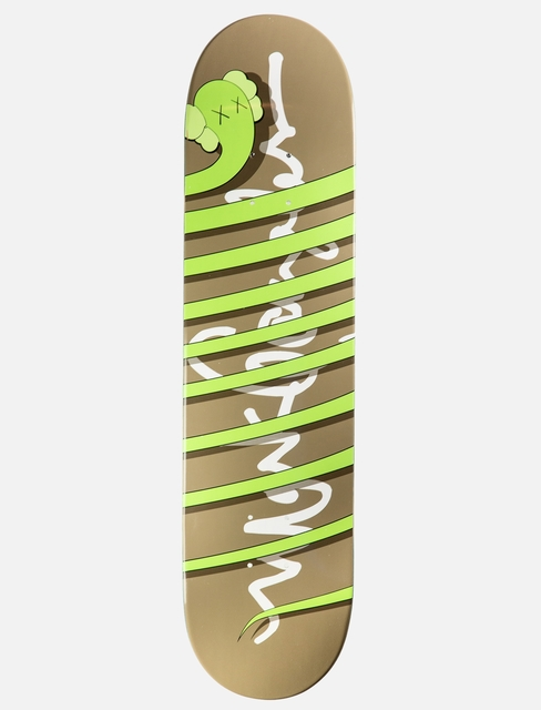 , 'Green Snake (Limited Edition Numbered Skateboard),' ca. 2005, Alpha 137 Gallery