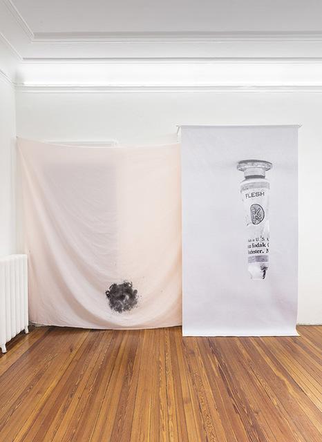 , 'Flesh (Threshold Pink),' 2018, Federica Schiavo Gallery