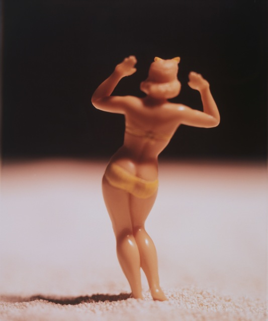 , 'Untitled (Woman with arms raised from behind),' 1989, The FLAG Art Foundation
