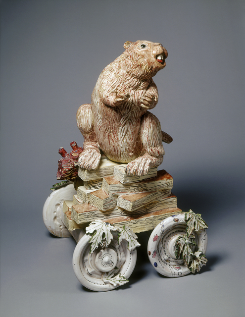 , 'Non-Endangered Beaver,' 1973, Artists' Legacy Foundation