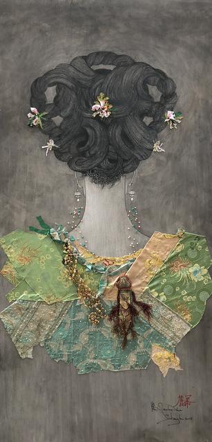 Christian de Laubadère 麓幂, 'The Neck Painting', 2015, ArtCN
