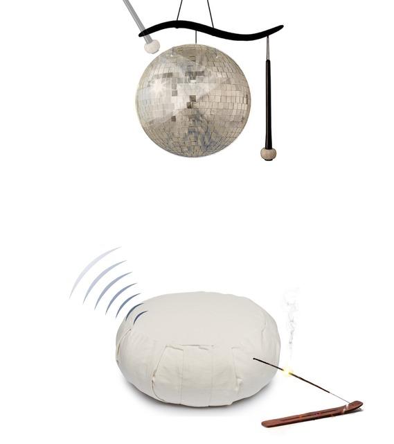, 'Celebrate Meditate Object Series,' , Jo Shane + Maripol