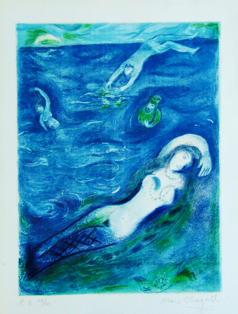, 'So I came Forth of the Sea…, from: Four Tales from the Arabian Nights,' 1948, Gilden's Art Gallery