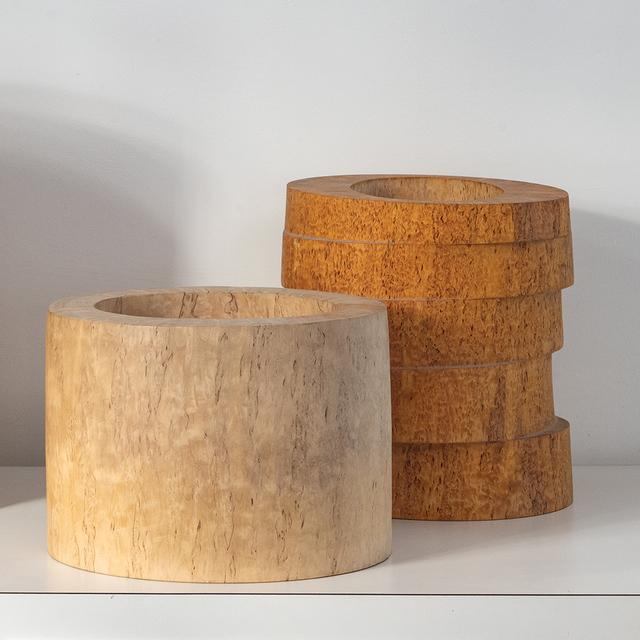 Markku Kosonen, 'Curly Birch Bowls', 1993/2001, browngrotta arts