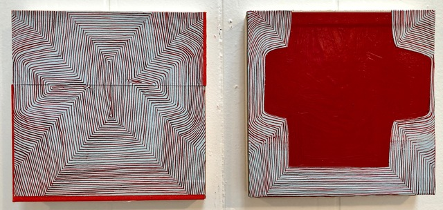 Emily Payne, 'Insides 7 (diptych)', 2019, Seager Gray Gallery