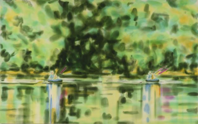 , 'Waterfront Scenery (201603),' 2016, Wooson Gallery