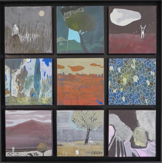 , 'Foule de Paysages ,' 2018, Artist's Proof