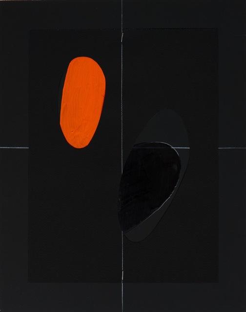 ", 'Geografías corporales I "" Color negro"",' 2009, Gallery Elena Shchukina"