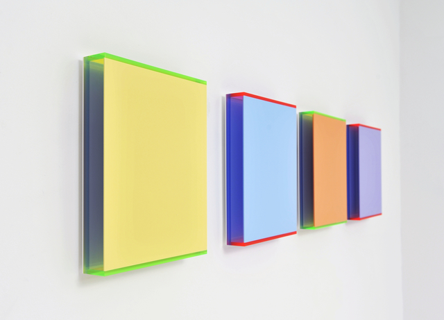 , 'Color pastel Rheinstetten A-D,' 2017, Dep Art Gallery