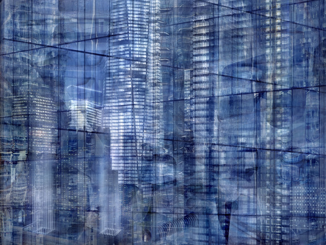 , 'World Trade Centre: Concrete Abstract #15,' 2001-2012, Julie M. Gallery