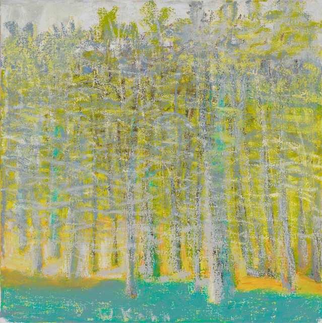 , 'White Sky,' 2014, Tayloe Piggott Gallery
