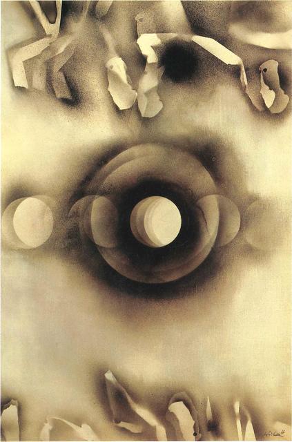 , 'Black White Spray,' 1966, Taka Ishii Gallery