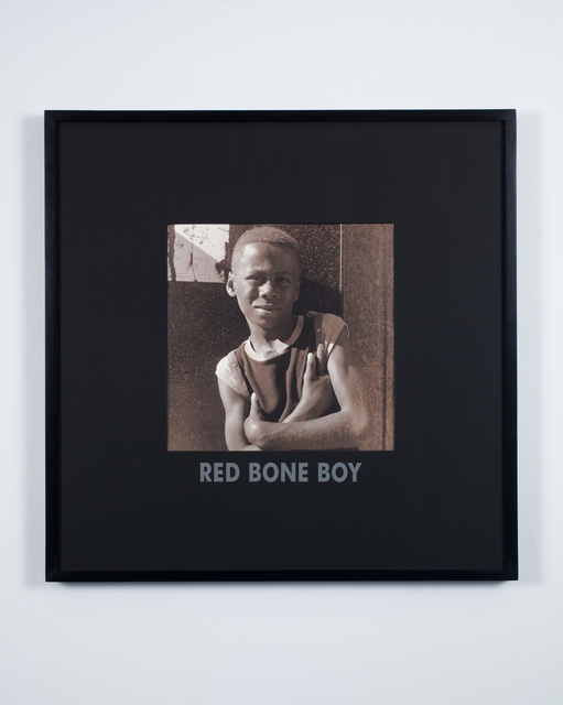 , 'Red Bone Boy,' 1997, Jack Shainman Gallery