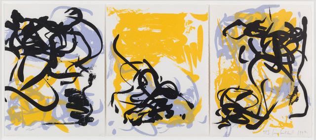 , 'Little Weeds I,' 1992, Susan Sheehan Gallery