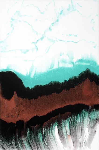 Patricia J Finley, 'Freedom- No Borders, Just Horizons II', 2019, Walker Fine Art