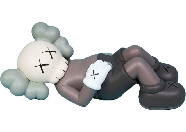 """KAWS, 'Holiday Japan 9.5"""" Vinyl Figure (Brown)', 2019, Lougher Contemporary"""