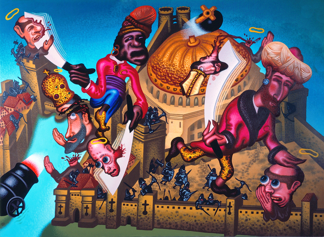 , 'Fall of Constantinople (1453 A.D.)