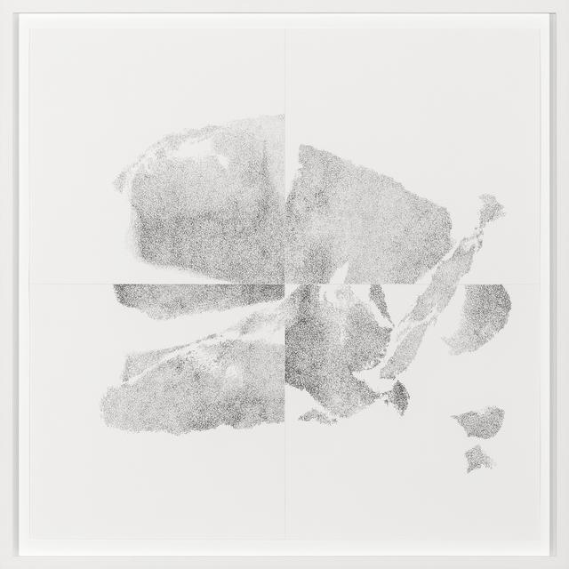 , 'Freie Ausrichtung 6,' 2017, Galerie du Monde