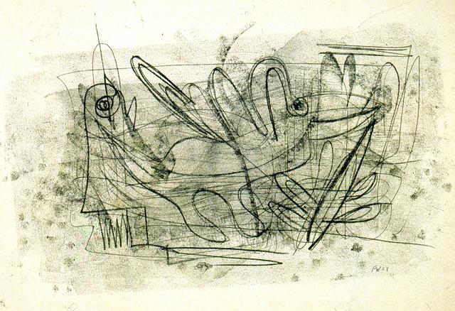 , 'Ohne Titel (fliegender Drache) / No title (flying dragon),' 1928, Henze & Ketterer