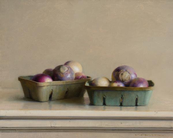 , 'Turnips,' 2000-2019, Helena Fox Fine Art