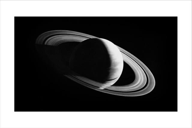 Robert Longo, 'Untitled (Saturn)', 2014, Print, Archival pigment print, Vogtle Contemporary