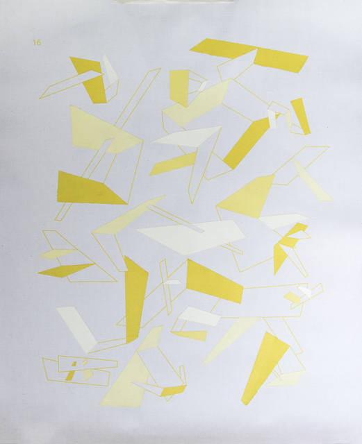 Boseong Kim, 'Hangul 16', N/A, Kate Oh Gallery
