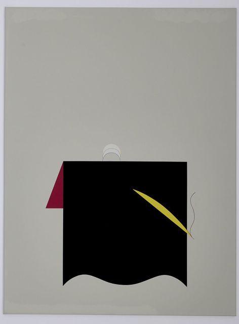, 'Monolito (04/12090AC),' 2018, Galería Hilario Galguera
