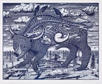 Grayson Perry, Animal Spirit Blue