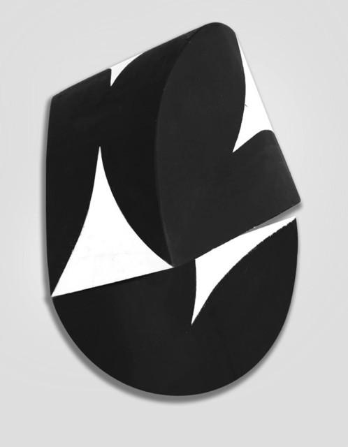 , 'In A Folded Leaf 8,' 2017, Alpha Gallery