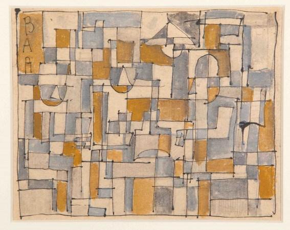 , 'Constructivo Bar,' ca. 1949, Galería de las Misiones