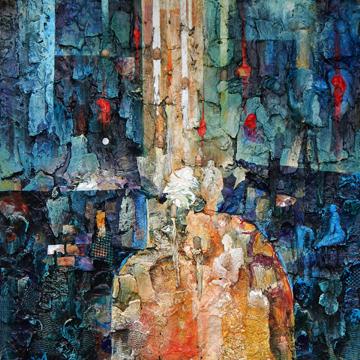 , 'Spirit of Bull Run #2 (Spirit of the Journey Series),' 2015, Zenith Gallery