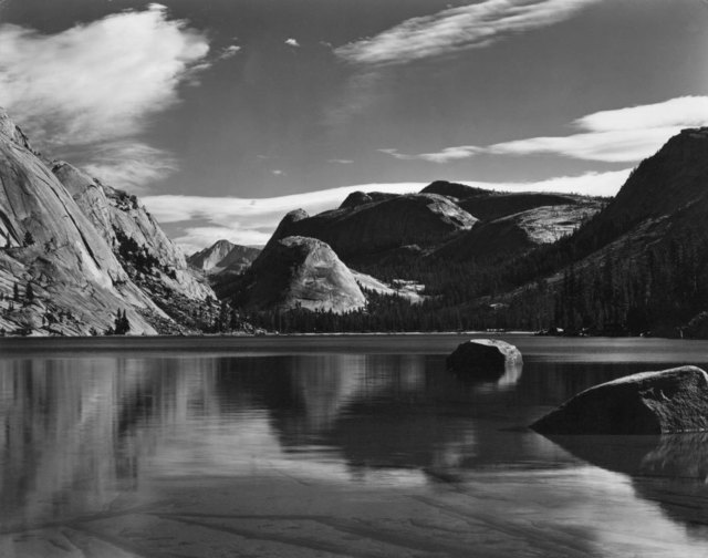 , 'Lake Tenaya,' 1937, Scott Nichols Gallery