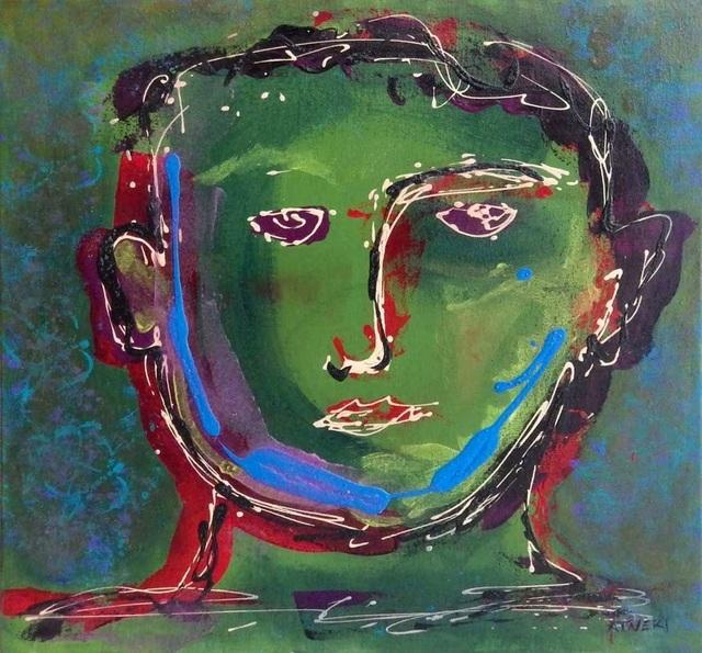 Ana Tatya Neri, 'Santi', Galleria Dante