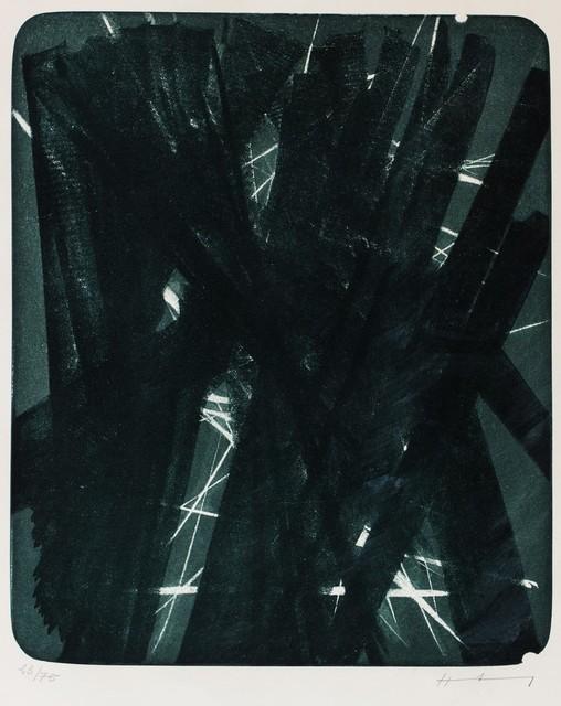 Hans Hartung, 'Untitled', Finarte