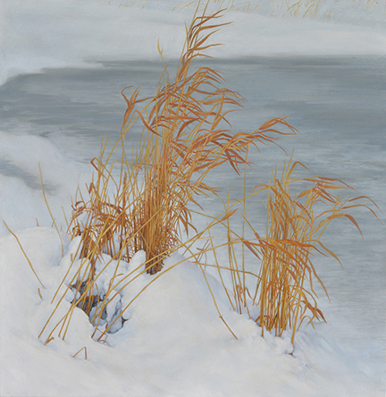 Stephanie Bush, 'Winter Courante', 2019, West Branch Gallery