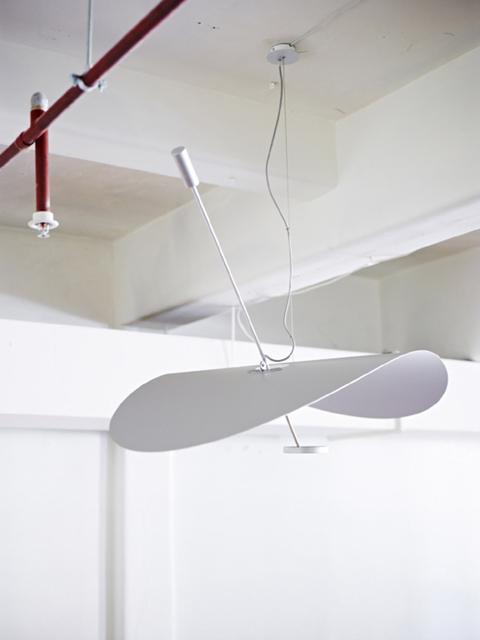 Keiji Ashizawa, 'Ellipse Light', 2013, Design/Decorative Art, Aluminium, stainless steel, Broached Commissions