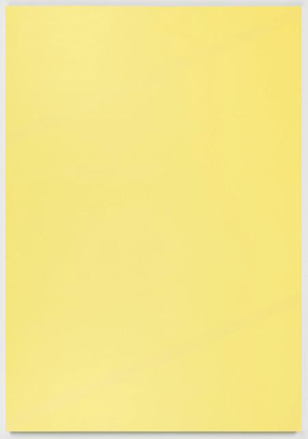 , 'Two Stripes,' 2016, Gagosian