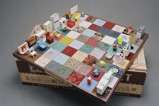 Rachel Whiteread, 'Modern Chess Set', 2005, Luhring Augustine