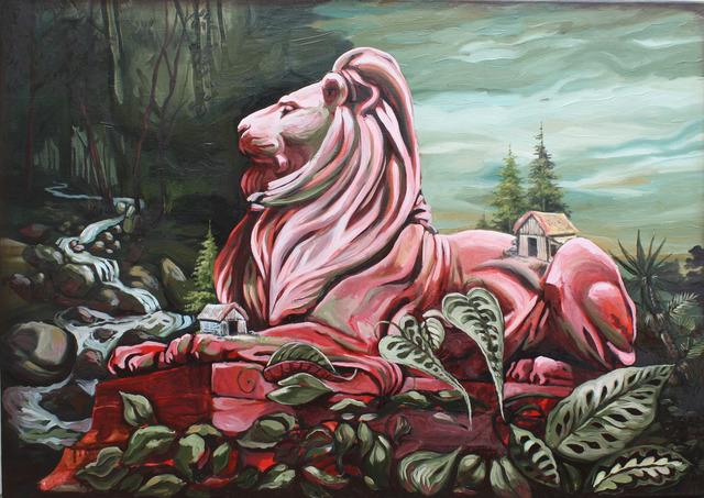 , 'La piel del poder,' 2014, Galería Alfredo Ginocchio